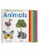 Livro - My Little Book of Animals