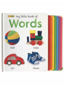 Livro - My Little Book of Words