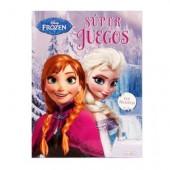 Livros de Actividades e autocolantes Frozen