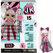 LOL Surprise - Boneca J.K. Diva