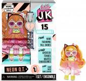 LOL Surprise - Boneca J.K. Neon Q.T.