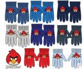 Luvas Angry Birds Sortidas