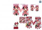 Luvas inverno Disney Minnie Love Music