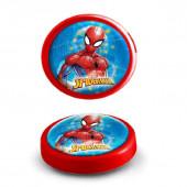 Luz de Presença Spiderman Vermelha
