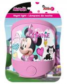 Luz Presença Minnie Mouse Disney