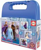 Mala 4 Puzzles Frozen 2