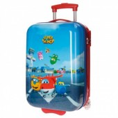 Mala ABS Trolley Super Wings 50cm.