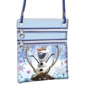 Mala c/ 2 fechos Olaf Frozen