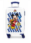 Mala c/Trolley Viagem Mickey Mouse Disnyey