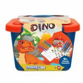 Mala Colorir Dinossauro