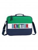 Mala Extra Escolar Benetton 1965 38cm