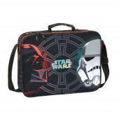 Mala Extra Escolar Star Wars The Dark Side 38cm