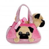 Mala Fancy Pal Peek-a-Boo Pug