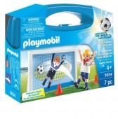 Mala Futebol Playmobil Sports Action - 5654