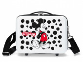 Mala Necessaire ABS Mouse Mickey Disney Adap Trolley