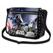 Mala ombro fecho frontal Star Wars - Vader