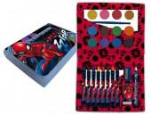 Mala Pintura Spiderman 20pcs