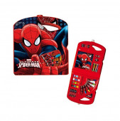 Mala Pintura Spiderman 40 peças