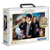 Mala Puzzle 1000 peças Harry Potter