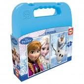 Mala Puzzle Frozen Olaf Disney