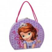 Mala redonda cosmética Disney Princesa Sofia