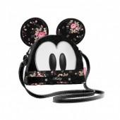 Mala tiracolo Mickey 3D Disney 17 cm - Flowers
