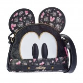 Mala tiracolo Mickey 3D Disney 45 cm - Flowers