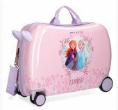 Mala Trolley Viagem ABS 50cm Frozen 2 Believe in the Journey