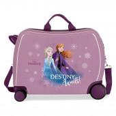 Mala Trolley Viagem ABS 50cm Frozen 2 Destiny Awaits