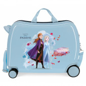 Mala Trolley Viagem ABS 50cm Frozen 2 Destiny is Calling