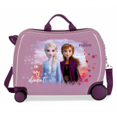 Mala Trolley Viagem ABS 50cm Frozen 2 In My Element