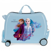 Mala Trolley Viagem ABS 50cm Frozen 2 Nature is Magical
