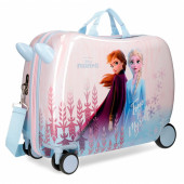 Mala Trolley Viagem ABS 50cm Frozen 2 True to Myself