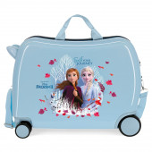 Mala Trolley Viagem ABS 50cm Frozen 2 Trust Your Journey