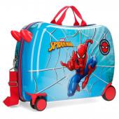 Mala Trolley Viagem ABS 50cm Spiderman Street