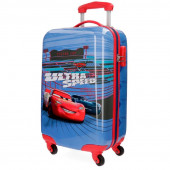 Mala Trolley Viagem ABS 55cm Cars Ultra Speed