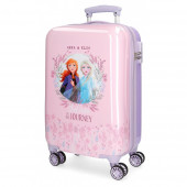 Mala Trolley Viagem ABS 55cm Frozen 2 Believe in the Journey