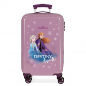 Mala Trolley Viagem ABS 55cm Frozen 2 Destiny Awaits