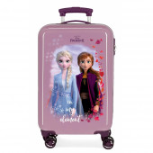 Mala Trolley Viagem ABS 55cm Frozen 2 In My Element