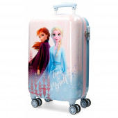 Mala Trolley Viagem ABS 55cm Frozen 2 True to Myself