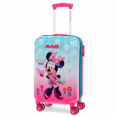 Mala Trolley Viagem ABS 55cm Minnie Helping Heart