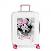 Mala Trolley Viagem ABS 55cm Minnie Style With Love