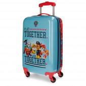 Mala Trolley Viagem ABS 55cm Patrulha Pata Play Together