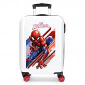 Mala Trolley Viagem ABS 55cm Spiderman Geo