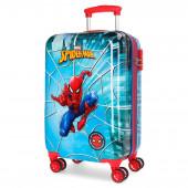 Mala Trolley Viagem ABS 55cm Spiderman Street