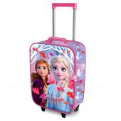 Mala Trolley Viagem Frozen 2 Believe in the Journey 52cm