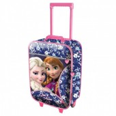 Mala trolley viagem Frozen - Zipper