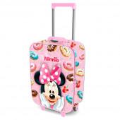 Mala Trolley Viagem Minnie Sweet 52cm