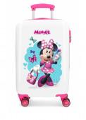 Mala Viagem Minnie Mouse Disney c/Trolley