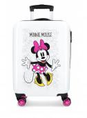 Mala Viagem Minnie Mouse Trolley Disney